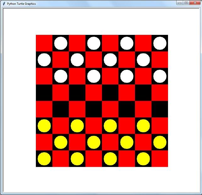 Draw Point Python